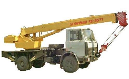Автокран Углич КС-3577-3