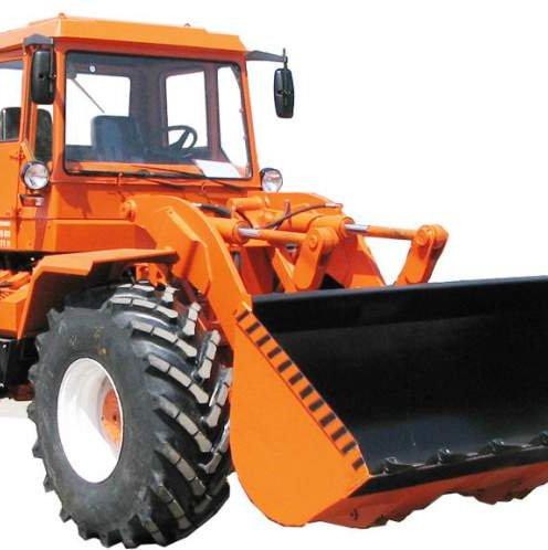 Базовый трактор-погрузчик